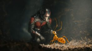 Ant-Man and his friend ant