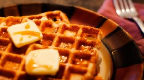 Butter and Waffles