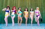 Disney Bikini Princesses