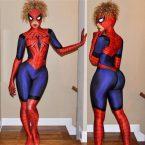 Spider-girl by Aerialist LovelyNicocoa
