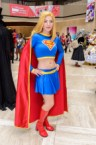 Super Girl at Anime Weekend Atlanta 2016