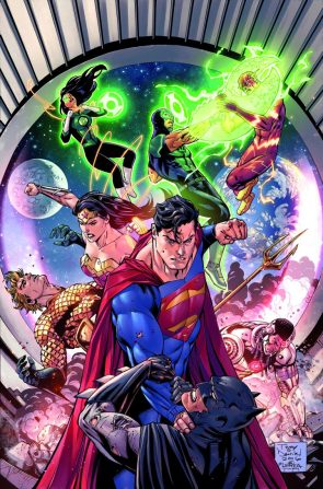 Superman and the Justice league hate batman