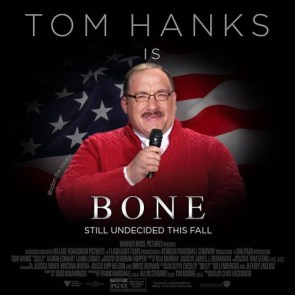 Tom Hanks is BONE
