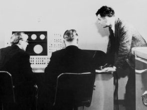 Alan Turing's 'In The Mood.'