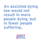 campaign for dignity in dying