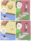 helping dogs vs helping cats