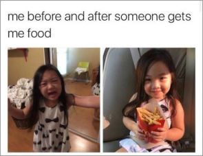 me before and after