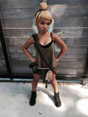 militant pixie
