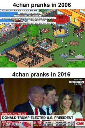4chan pranks