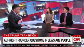 Alt-Right founders wonder if Jews are people