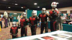 Antman cosplay
