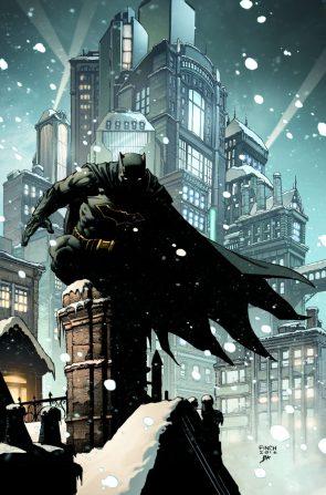 Batman Annual Cover