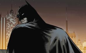 Batman and The Bat-Smirk
