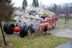 Broken Firetruck