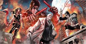 Daredevil Family Wallpaper