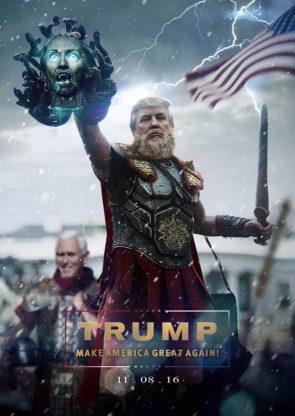 God Emperor Trump Is Elected