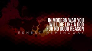 In Modern War