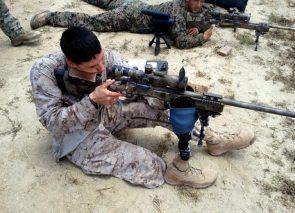 Leggy Sniper