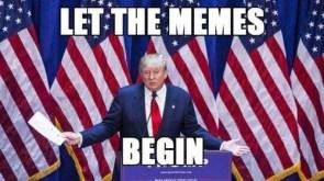 Let the Memes Begin
