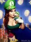 MissM_Jay as Luigi