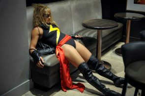 Ms Marvel by Felice Herrig