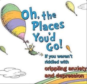 Oh the places you'd go