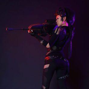 Overwatch Widowmaker cosplay