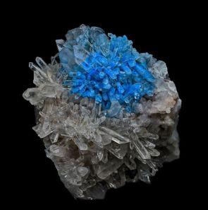 papagoite-quartz