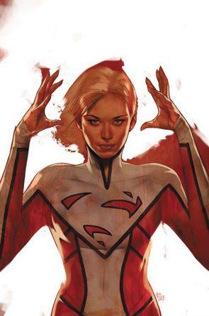 Superwoman 4 Varient