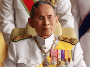 Thailand's King Bhumibol Adulyadej