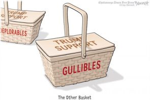 Trump's Other Basket of Supporters
