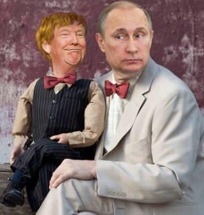 Trump is Putin's Puppet