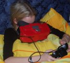 Virtual Boy in action