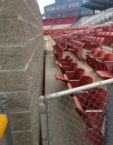 Wall seats