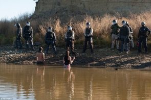 Sheriffs LEAVE Standing Rock, Saying 'It's Completely Unethical'