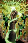 Planet Of The Apes/Green Lantern Crossover