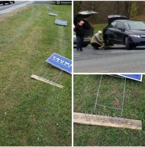 well prepared trump signs