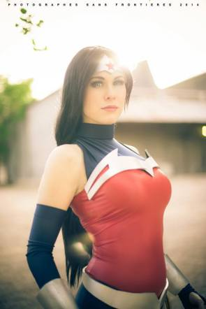 wonder woman by Lady Lemon Cosplay
