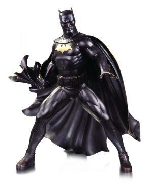 Batman is black