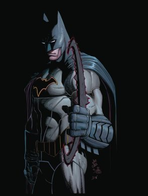 Batman's New Bat-a-rang looks painful