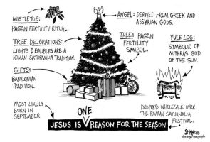 Jesus is ONE reason for the Season