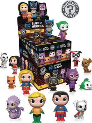 DC Mystery Minis