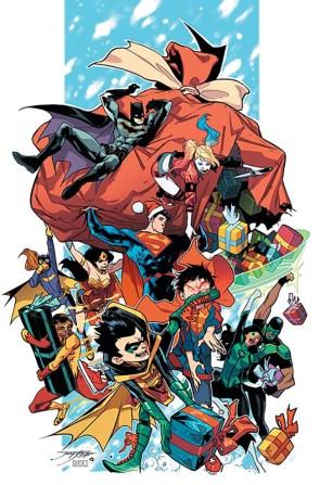 DC Rebirth Holiday Special