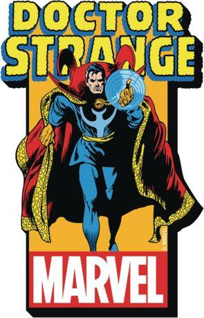 Doctor Strange Original Artwork