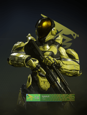 Halo 5 Character