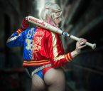 Harley Quinn Ass