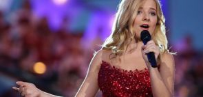 Jackie Evancho, Trump's Inauguration Singer