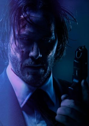 John Wick Chapter 2 sans artwork