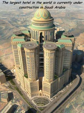 Largest Hotel in the world