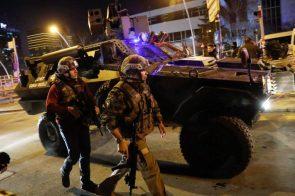 Military response unit